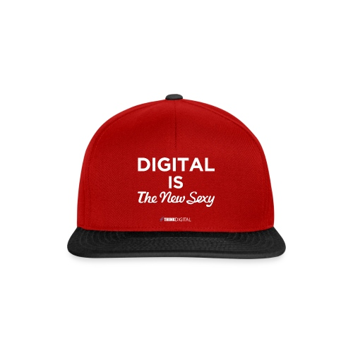 Digital is the New Sexy - Snapback Cap