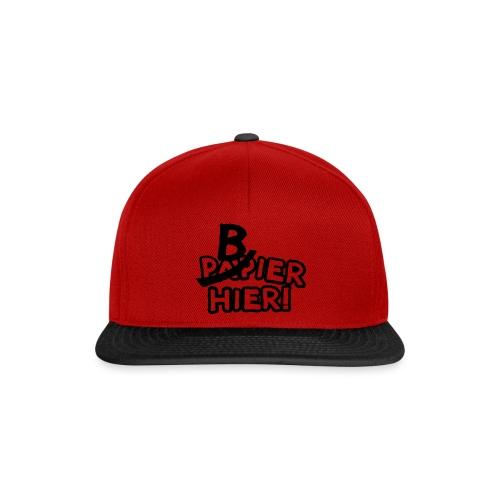 bbb_bierhier - Snapback Cap
