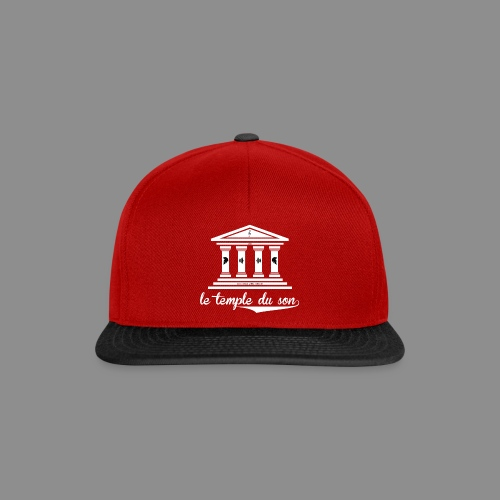 The Classic Collection Temple - Snapback Cap