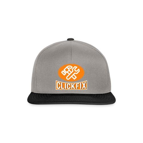 Clickfix 60' - Snapback Cap