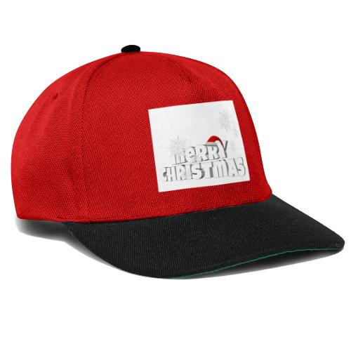 Marry Christmas! - Snapback Cap