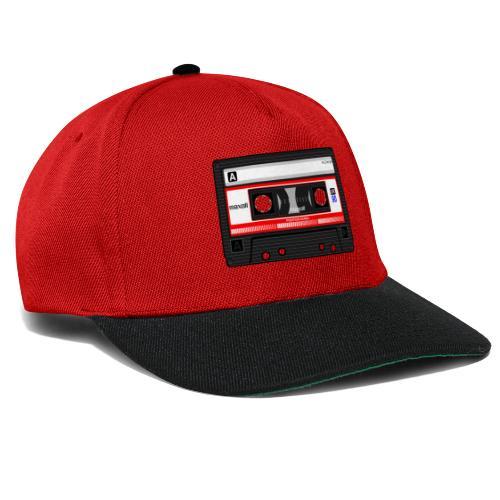 Compact Cassette Tape denola - Snapback Cap