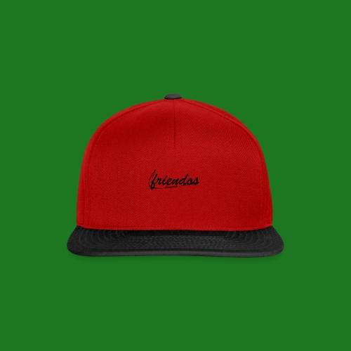 Mannen baseball t-shirt Friendos - Snapback cap