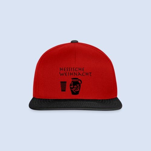 Hessische Weihnachten - Snapback Cap