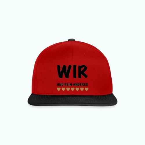WIR - Snapback Cap