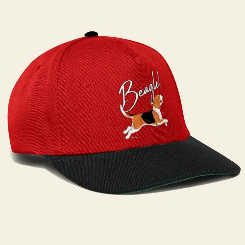 Beagle - Snapback Cap