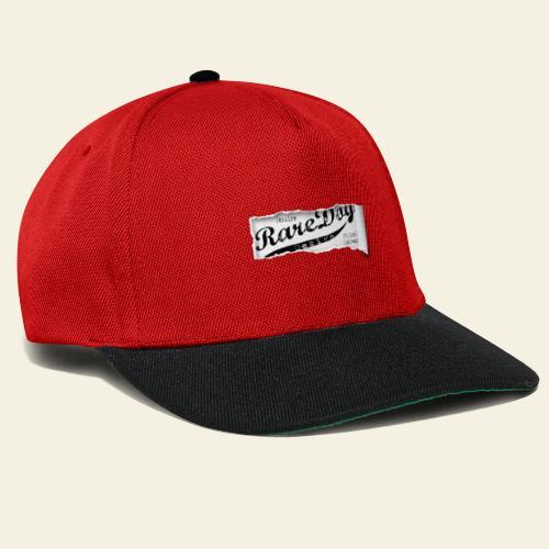 ripped paper - Snapback Cap