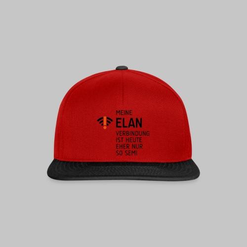 ELAN Verbindung - Snapback Cap