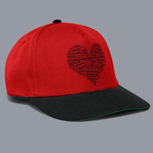 #lovebluewaterdiveresort - Snapback Cap