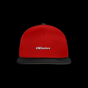 #Muenchen - Snapback Cap