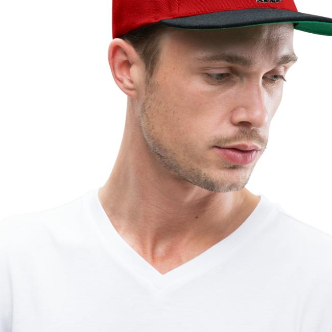 Vorschau: Wiaschtl mit Senf - Snapback Cap