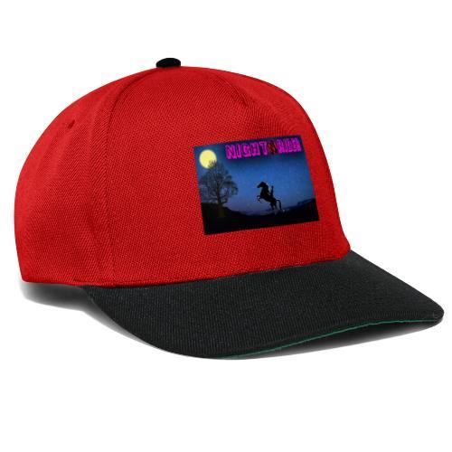 nightrider merch - Snapback Cap