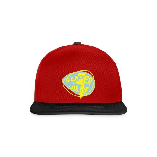 superhilde - Snapback Cap
