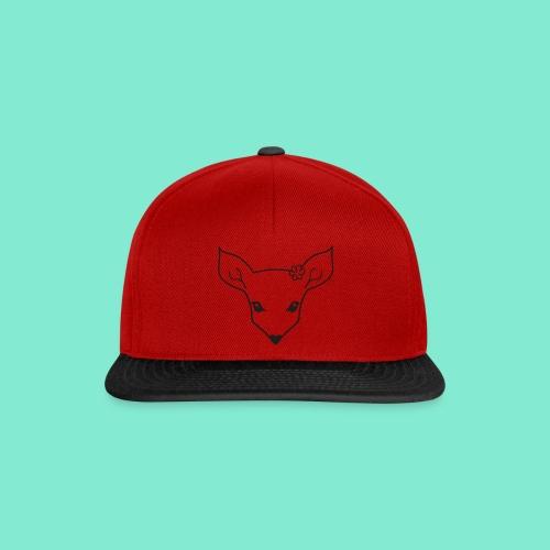 little fawn t-shirt - Snapback Cap