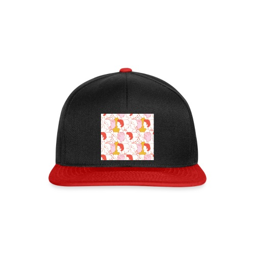 WoMen - Snapback Cap