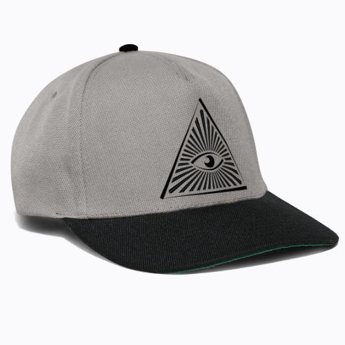 eye - Snapback Cap
