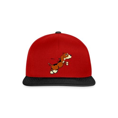 Kleiner Hund - Snapback Cap