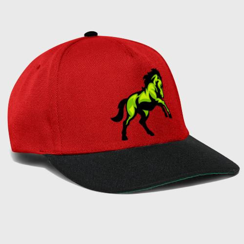 Cheval Pur-sang - Casquette snapback