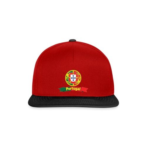 Portugal Campeão Europeu Camisolas de Futebol - Snapback Cap