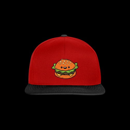 Star Burger - Snapback cap