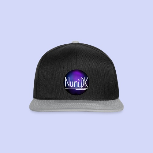Galaxy shade, NuniDK collection - female top - Snapback Cap