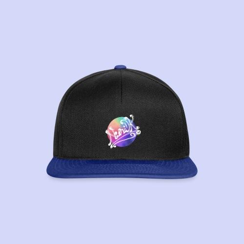 pastel rainbow, NuniDK Collection - Female top - Snapback Cap