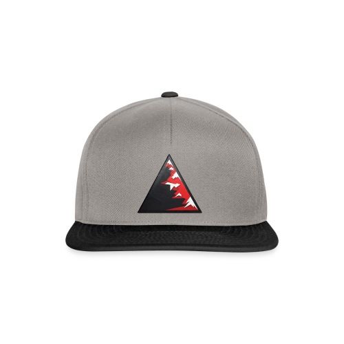 Climb high as a mountains to achieve high - Snapback Cap