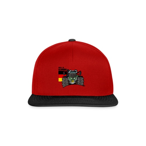 made in germany F - Snapback cap