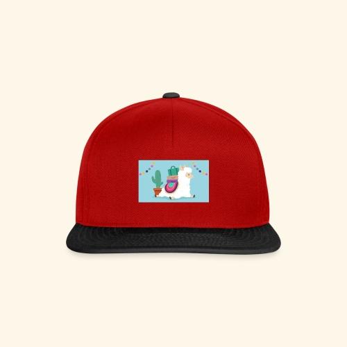lama / alpaca - Snapback Cap