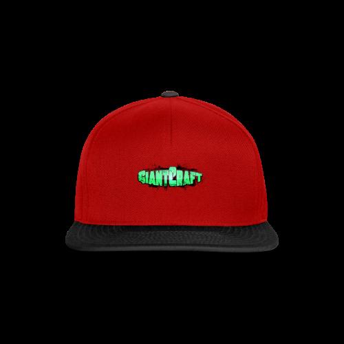 Dame T-Shirt - GiantCraft - Snapback Cap