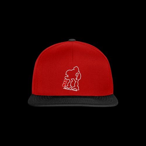 MADprologoright png - Snapback Cap