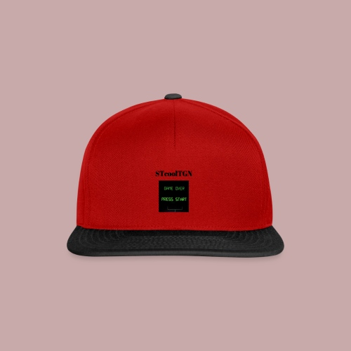 The game Norge - Snapback-caps