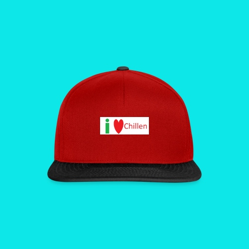 Ich Liebe Chillen - Snapback Cap