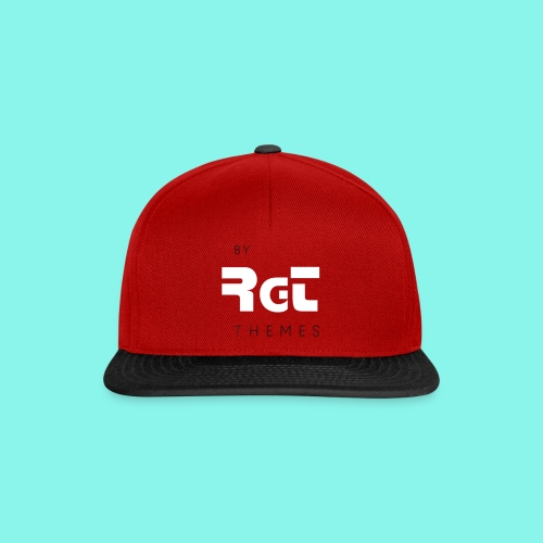 BY RGT THEMES white - Gorra Snapback