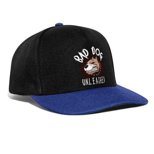 Bad Dog Unleashed - Snapbackkeps