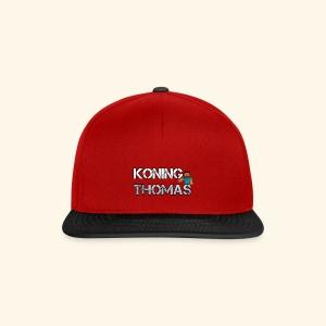 Koning Thomas - Snapback cap