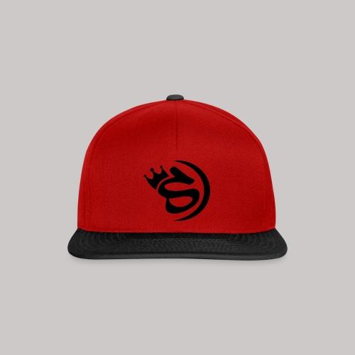 S) schwarz - Snapback Cap