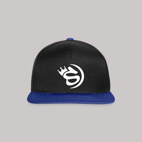 S weiss - Snapback Cap