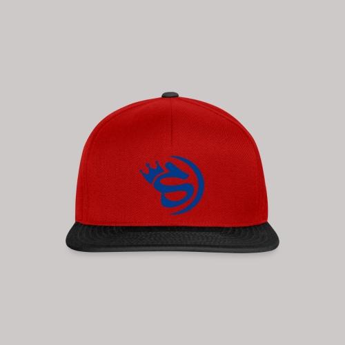 S blau - Snapback Cap