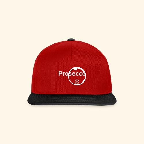 new prosecco w - Snapback Cap