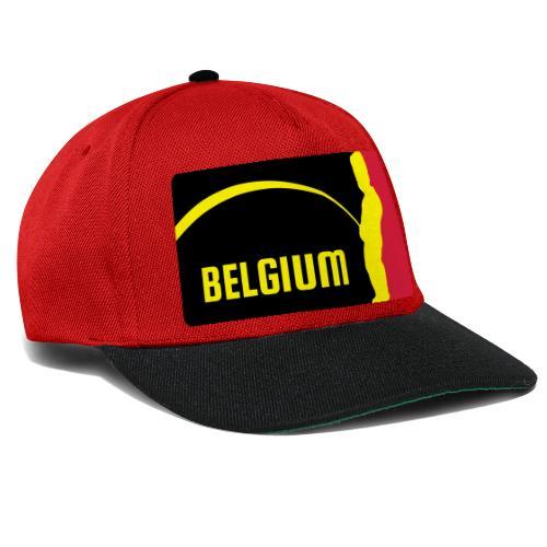 Mannekke Pis, Belgium Rode duivels - Belgium - Bel - Casquette snapback