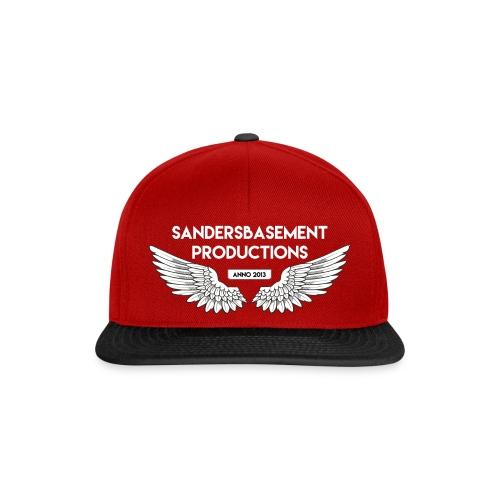 T SHIRT logo wit png png - Snapback cap