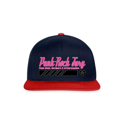 Punk-Rock Fury Logo - Snapback Cap