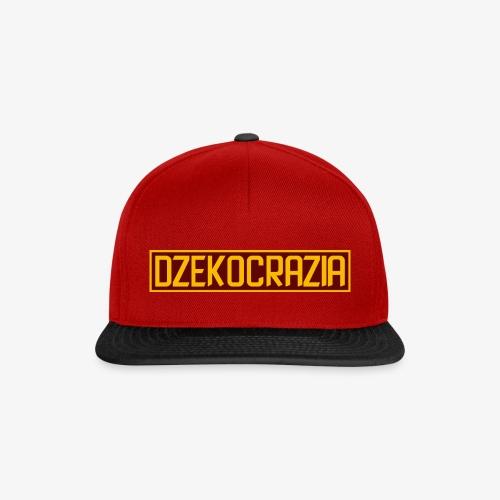 Dzekocrazia Staff - Snapback Cap