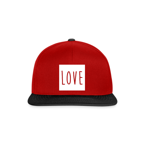 Love Women - Snapback Cap
