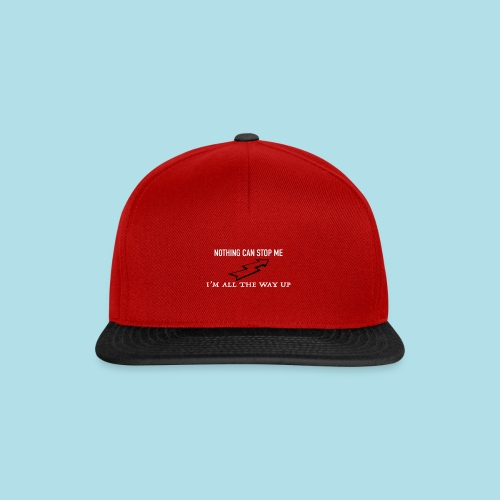 Nothing can stop me - Casquette snapback