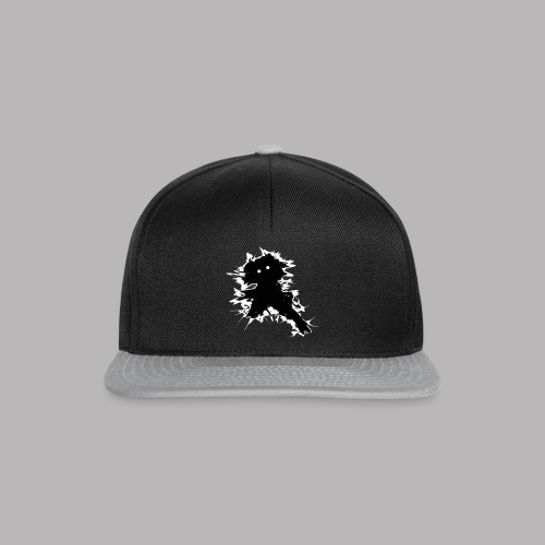 Charlie The Scratch Kid - Snapback Cap