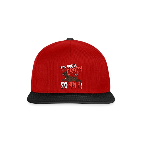 frenchiecrazy2 - Snapback Cap