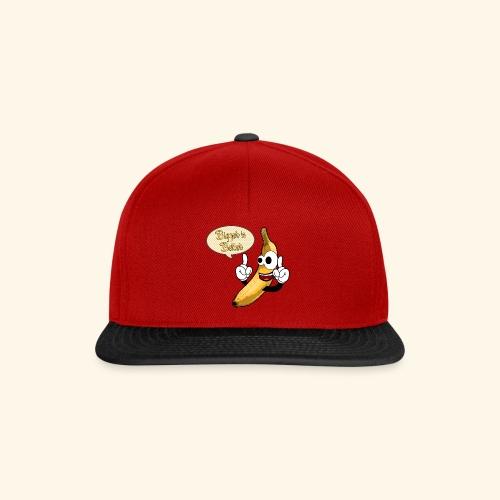 The big banana - Snapback Cap