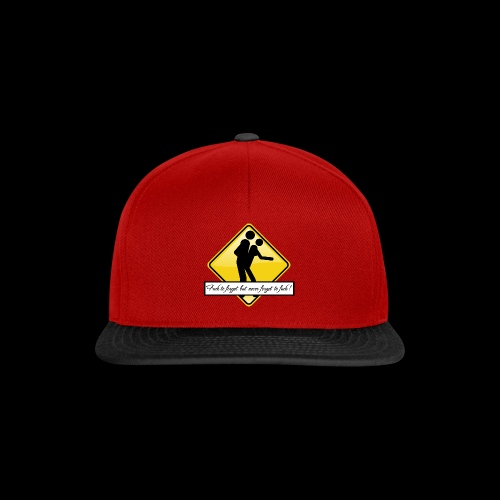 never forget to fuck 8 - Casquette snapback